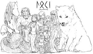 loki__s_family_by_ladynorthstar-d4al1au